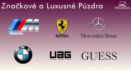 Značkové a luxusné puzdra